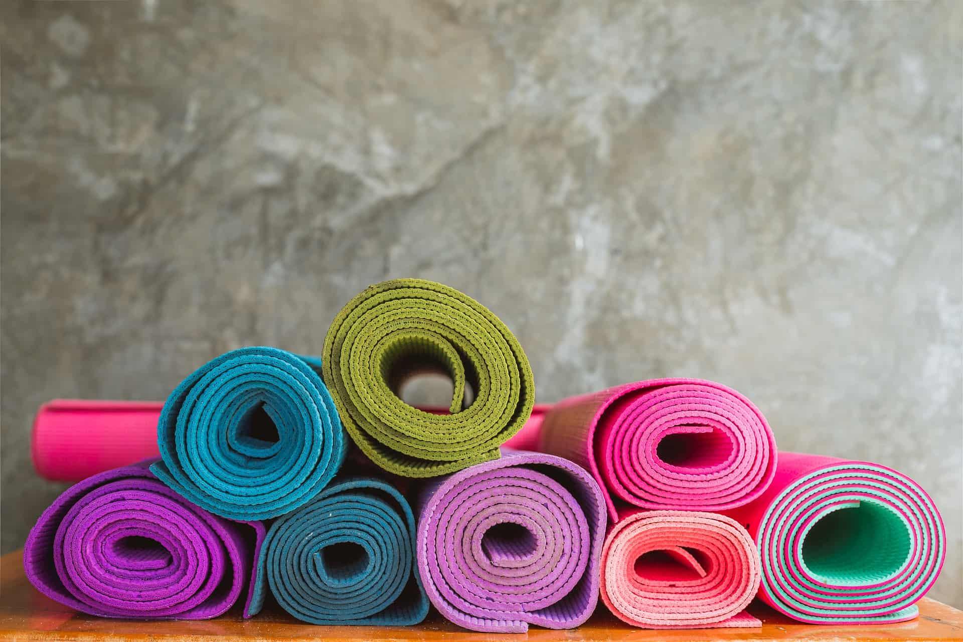 Prenatal pilates yoga mats